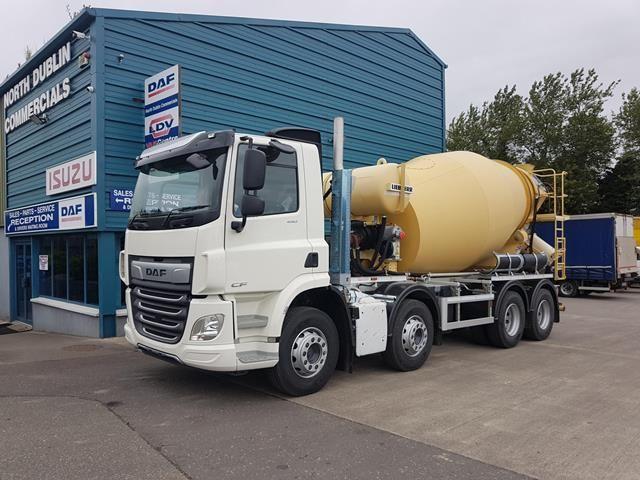 North Dublin Commercials main dealer for DAF trucks and parts