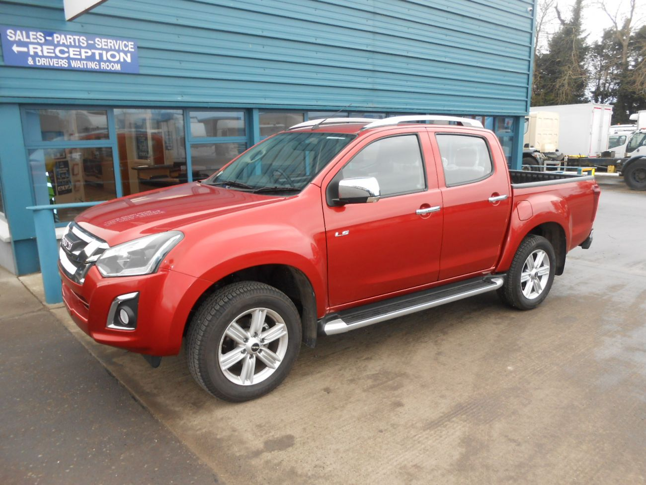 North Dublin Commercials are ISUZU main dealer and parts